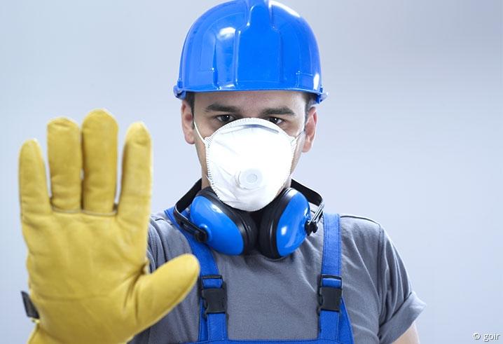 securité sur chantier
